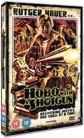 Hobo With A Shot Gun Dvd (DVD)