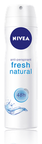 Nivea Deo Fresh Spray Female 150ml (aerosol)-CJ