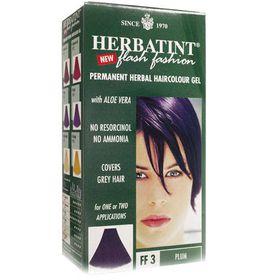 Herbatint  120 ml colour Plum Flash