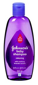 Johnson and Johnson - 200ml Lavender Shampoo