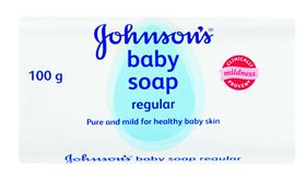 Johnson and Johnson - 100g Baby Soap