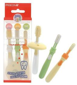 Pigeon - Trainer Toothbrush Set