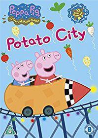 Peppa Pig: Potato City (DVD)