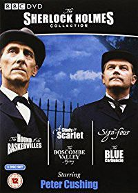 The Sherlock Holmes Collection Box Set (DVD)