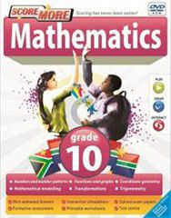 Score More Maths - Educational Software - Grade 10