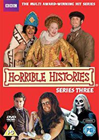 Horrible Histories: Series 3 (Import DVD)