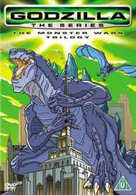 Godzilla: The Series - The Monster Wars Trilogy (DVD)