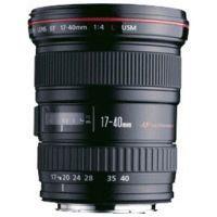Canon 17-40mm f/4 EF L USM Lens