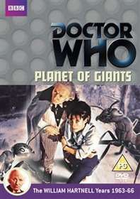 Doctor Who: Planet Of Giants (Import DVD)