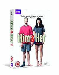 Him & Her - Series 1-2 (DVD)
