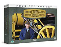 Fred Dibnah's World Of Steam, Steel & Stone (DVD)