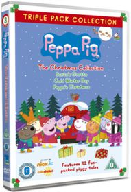 Peppa Pig: Christmas Collection - Triple Pack (DVD)
