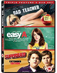 Bad Teacher/ Easy A/ Superbad Triple Pack (DVD)