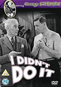 I Didn't Do It (DVD)