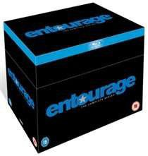 Entourage - Complete Seasons 1-8 (Blu-ray)