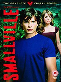 Smallville Season 4 (DVD)