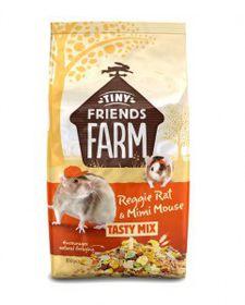 Supreme Pets - Reggie Rat Premium Original - 0.85kg