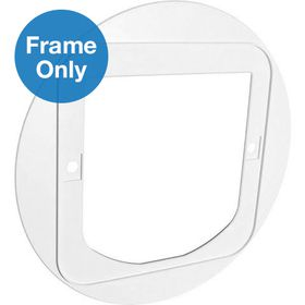 SureFlap - Mounting Adaptor For Glass Installations - (21cm x 26cm)