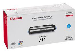 Canon Toner Cyan - 711C