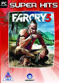 Super Hits Far Cry 3: (PC DVD-ROM)
