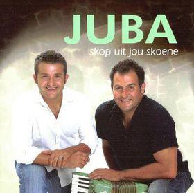 Juba - Skop uit jou skoene (CD)