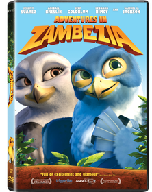 Adventures In Zambezia (DVD)