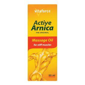 Vitaforce Active Arnica Massage Oil