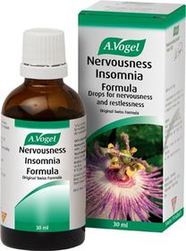 A.Vogel Nervous/Insomnia Formula 30 ml