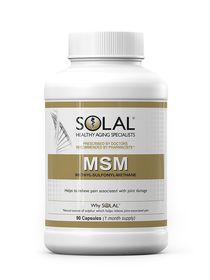 Solal Msm 700mg - 90s