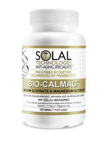 Solal Bio Calmag - 120 Tabs