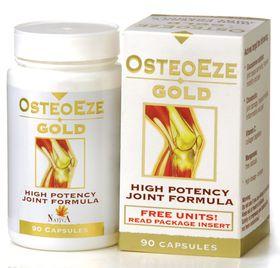 Osteoeze Gold Capsules 90