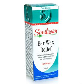 Similasan Ear Wax Relief 10 ml