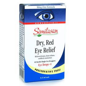 Similasan Eye Drops #1 10X Single-Use