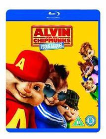 Alvin And The Chipmunks: The Squeakuel (Blu-ray)