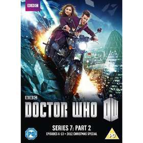 Doctor Who - The New Series: 7 - Part 2 (Import Blu-ray)