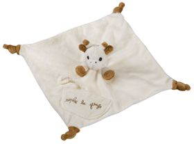 Sophie the Giraffe - comforter with soother holder