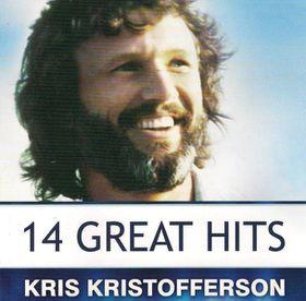 Kristofferson, Kris - 14 Great Hits (CD)