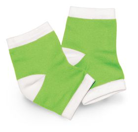 Silky Sox - Green & White- by Homemark