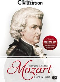 Mozart: A Life In Music - (Import DVD)