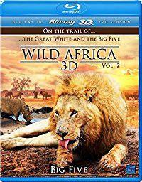 Wild Africa Part 2 (3D Blu-ray)