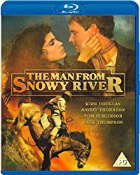 The Man From Snowy River - (Import DVD)
