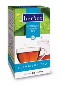 Herbex Slimmers Metabolism Tea - 20