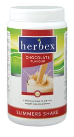 Herbex Slimmers Shake - Chocolate 450g