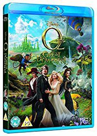 Oz - The Great And Powerful - (Import Blu-Ray)