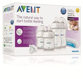 Avent - Newborn Natural Starter Set