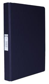 Bantex A4 2 O-Ring PVC 25mm Ringbinder - Black