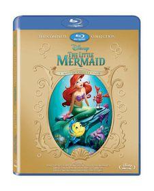 Walt Disney's Little Mermaid 1 - 3 Box Set (Blu-ray)