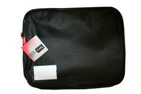 Croxley Canvas Gusset Book Bag - Black