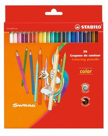 Stabilo 24 Colour Pencils