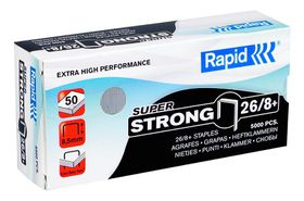 Rapid SuperStrong Staples (26/8) 5000 Staples
